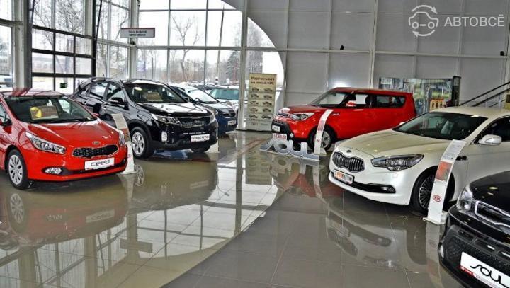 Почти 58 тысяч новых легковых автомобилей приобрели казахстанцы в прошлом году