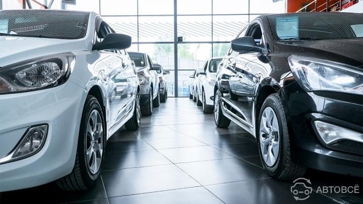 В 2018 году казахстанцы купили 60 тысяч новых авто