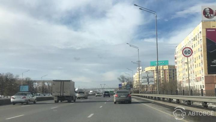 Алматинцы прокомментировали снижение скорости на Аль-Фараби, ВОАД и Саина