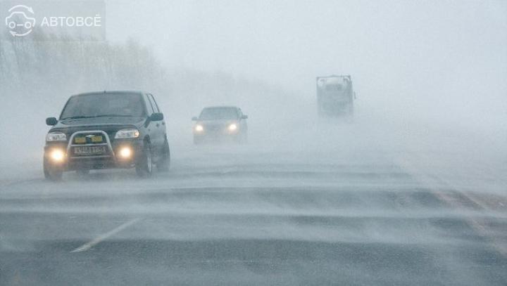 В двух областях Казахстана перекрыты участки автотрасс
