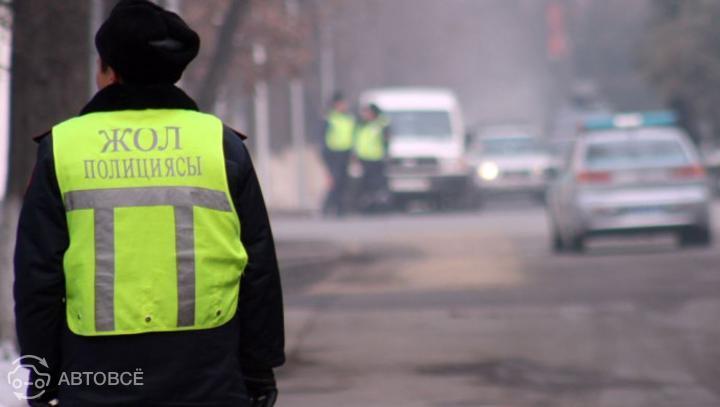 Зарплату дорожным полицейским Казахстана увеличат на 65%