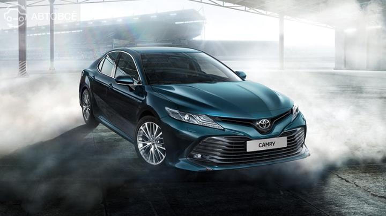 Топ-10 самых продаваемых автомобилей по итогам июля в Казахстане