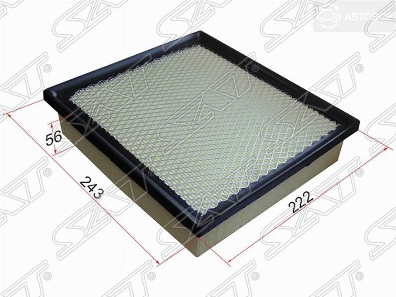 фильтр воздушный camry/hybrid/