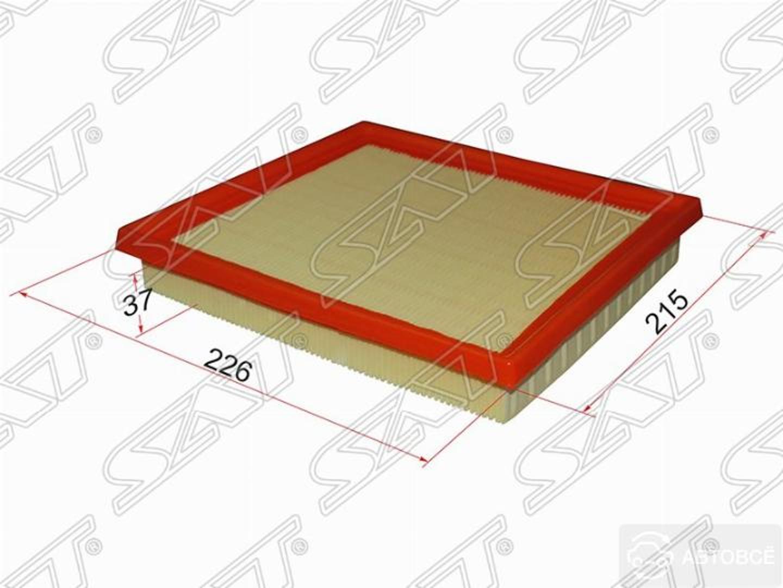 фильтр воздушный lexus rx350/450h/