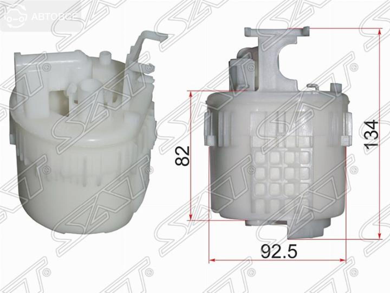 фильтр топливный погружной