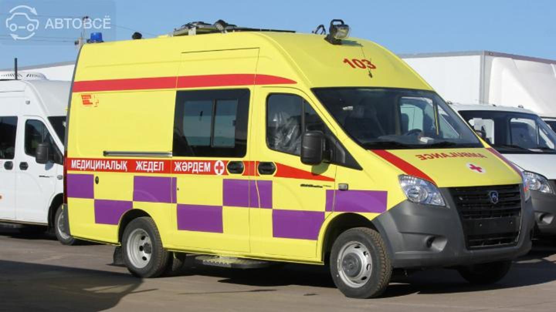 Потребность в автомобилях скорой помощи в РК составляет 3 тысячи