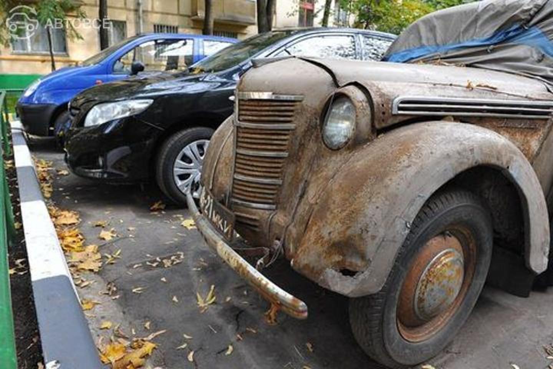 65% авто в Казахстане старше 10 лет
