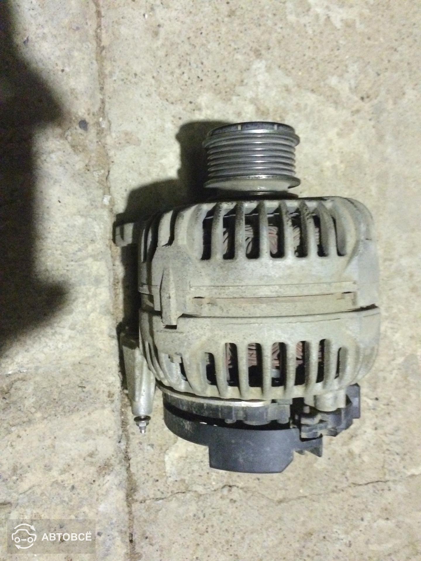 Стартер генератор компрессор кондиционера