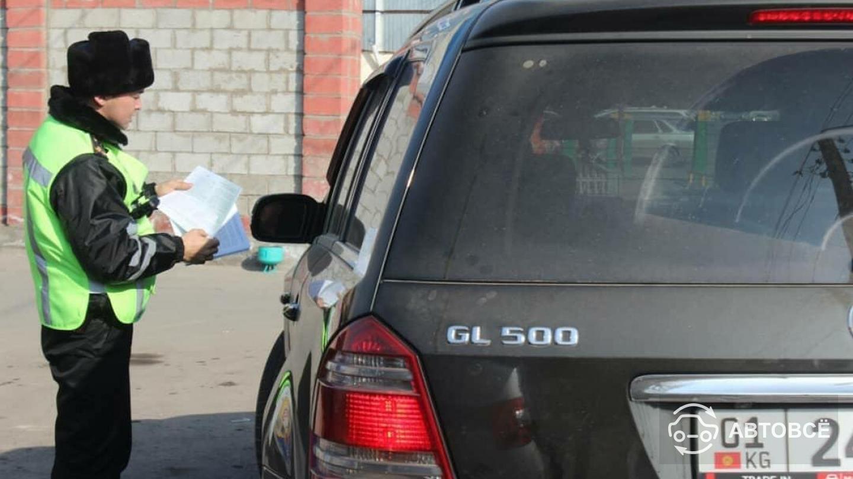Водителя в Кордайском районе лишили прав на 7 лет